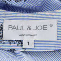 Paul & Joe Blouse met patronen