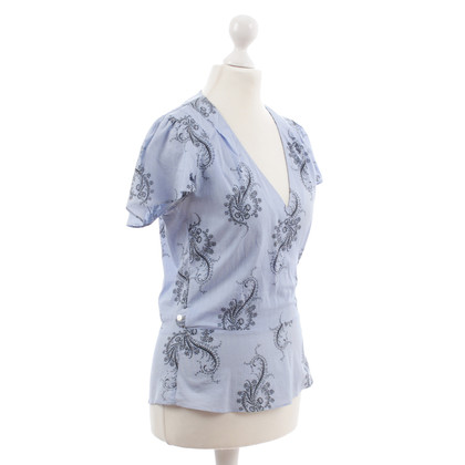 Paul & Joe Bluse mit Muster