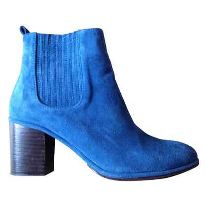Opening Ceremony Brenda Ankle Boots in Blau