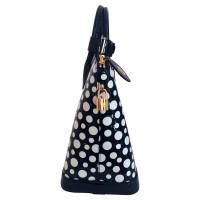 Louis Vuitton Kusama stippen Infini Lockit mm