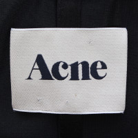 Acne Jurk in olijfolie