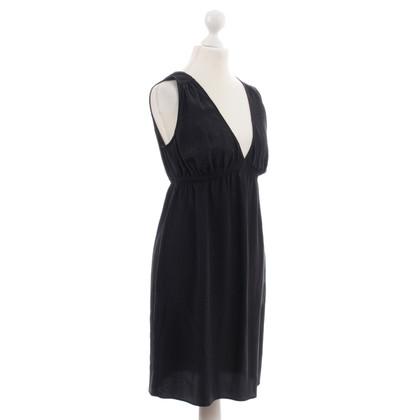 Cynthia Vincent  Zijden jurk