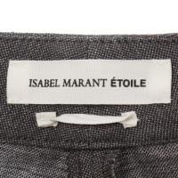 Isabel Marant Etoile Graue Hose