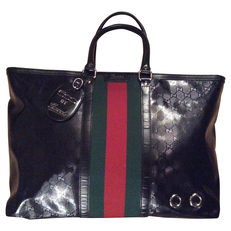 "Gucci ""Fiat 500"" Shopper"