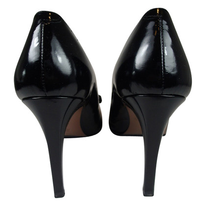 Hugo Boss Schwarze Pumps