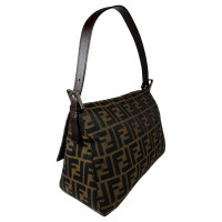 Fendi Hand bag with Monogram patterns