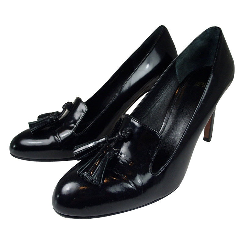 Hugo Boss pumps noir