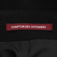 Comptoir des Cotonniers Jupe noire