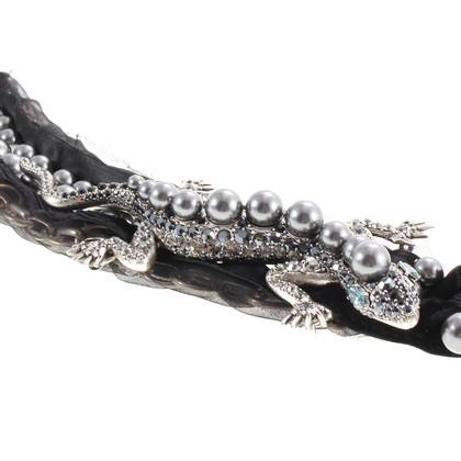 Lanvin Collana pendente con Salamandra