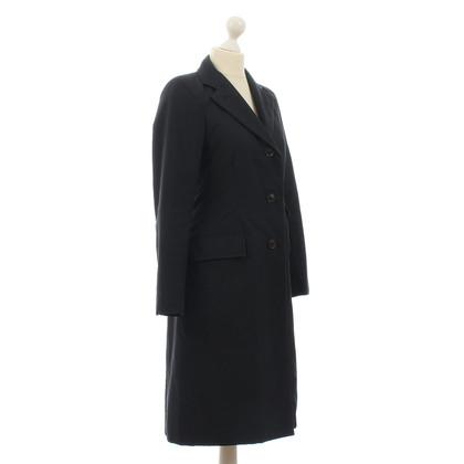 Loro Piana Black coat