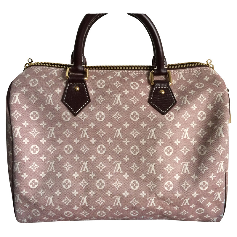 Louis Vuitton Speedy idyllique sépia