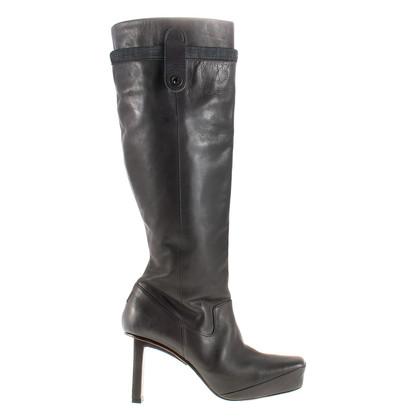 Marithé et Francois Girbaud Denim boots