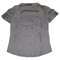Gucci Checkered blouse