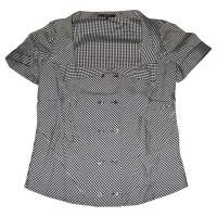 Gucci Geruite blouse