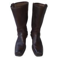 Frye Dark brown boots