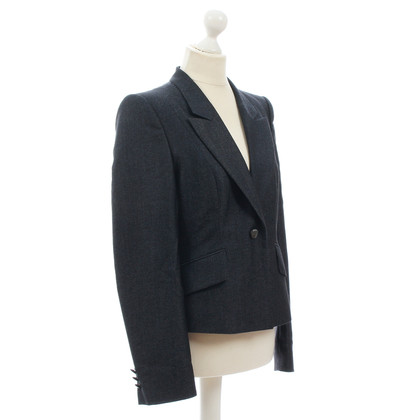 Hugo Boss Blazer in black and blue
