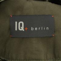 IQ Berlin Vest met bont