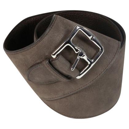 Hermès Taille gordel in Brown