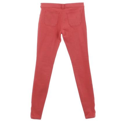 Balenciaga Roze denim jeans