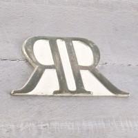 Altre marche Romanowski - pelle di Anguilla di ordine del giorno in grigio