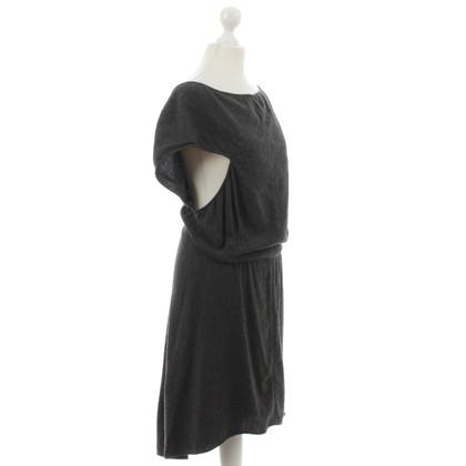 Rick Owens Graues Kleid