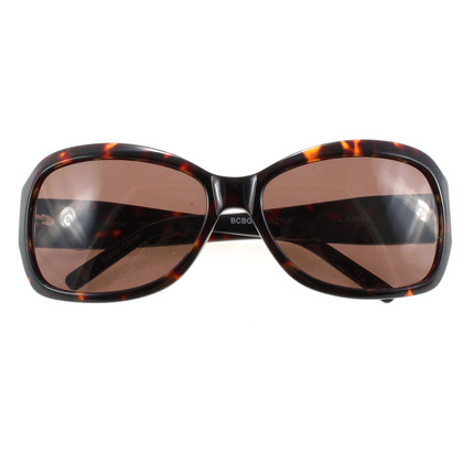 BCBG Max Azria Horn sunglasses