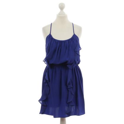Parker Kleid aus Seide
