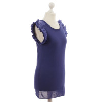 Marc by Marc Jacobs Blue top
