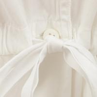 Prada Weiße Bluse
