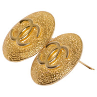 Chanel Vintage clip earrings
