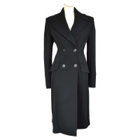 Laurèl Coat with rib pattern