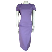 Escada Jersey dress in purple
