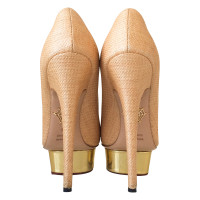 Charlotte Olympia  High heels in beige
