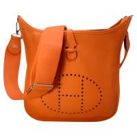 Hermès  Evelyne III in Orange