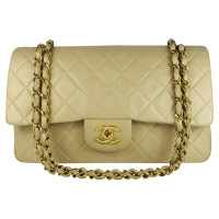 Chanel Flap Bag in Creme