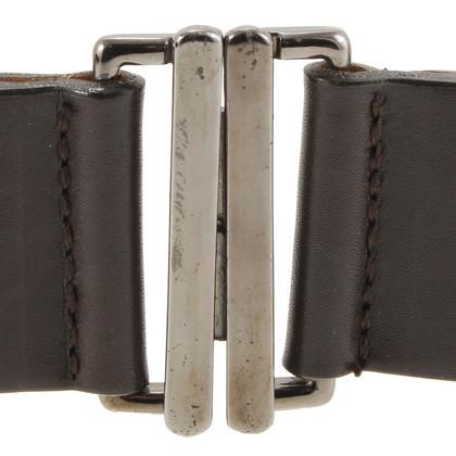 Strenesse Dark brown belt