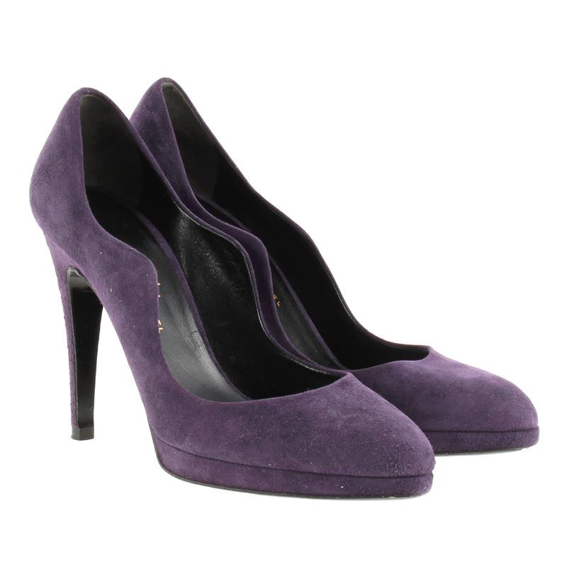 Andere merken Alexandra Neel - hoge hak paarse