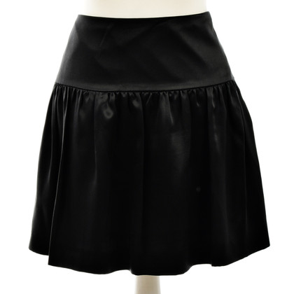 Hugo Boss Sweeping silk skirt