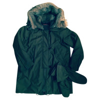 Prada Olive green winter jacket