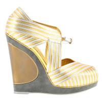 "Yves Saint Laurent Wedges ""Maggy 110"""