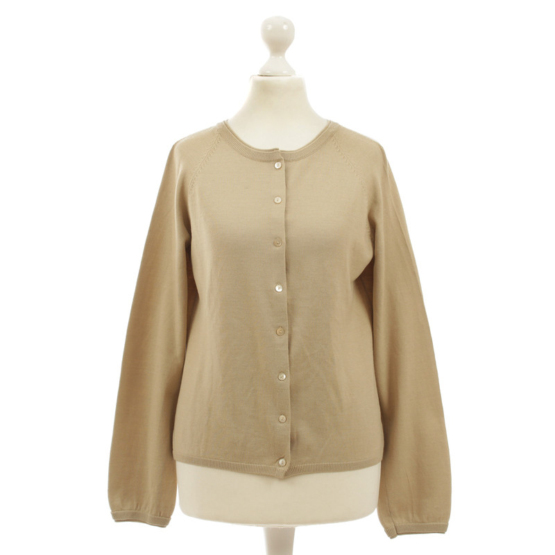 Windsor Sand Cardigan