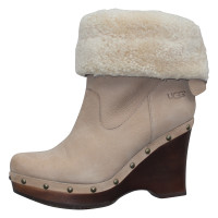 Ugg Ankle boot with wedge heel