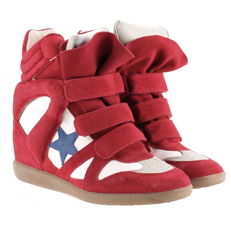 "Isabel Marant ""Americana Over Basket"""