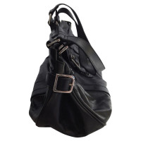 Longchamp Black leather bag