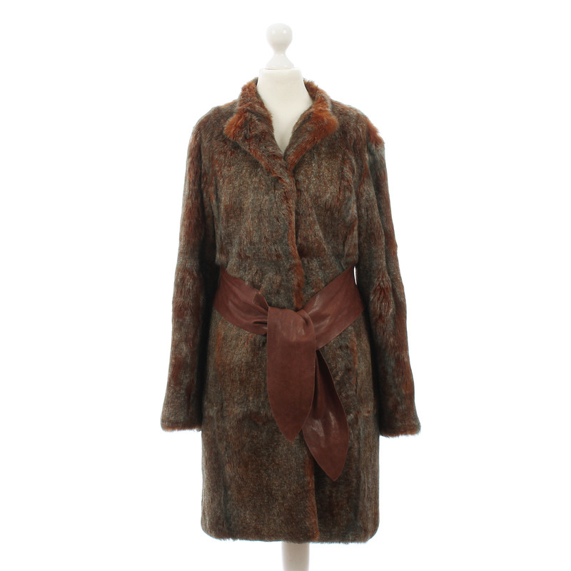 Marc Cain Fur coats