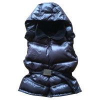 Armani Down vest with hood