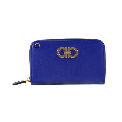Salvatore Ferragamo Carrying chain wallet
