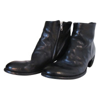 Officine Creative Black boots