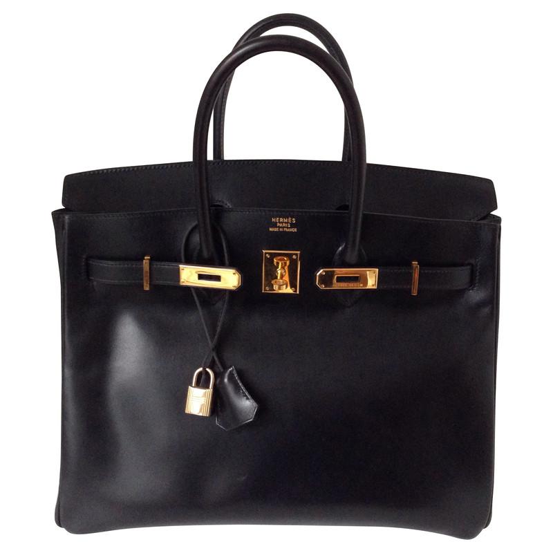 Hermès Birkin zak 35 vak kalf