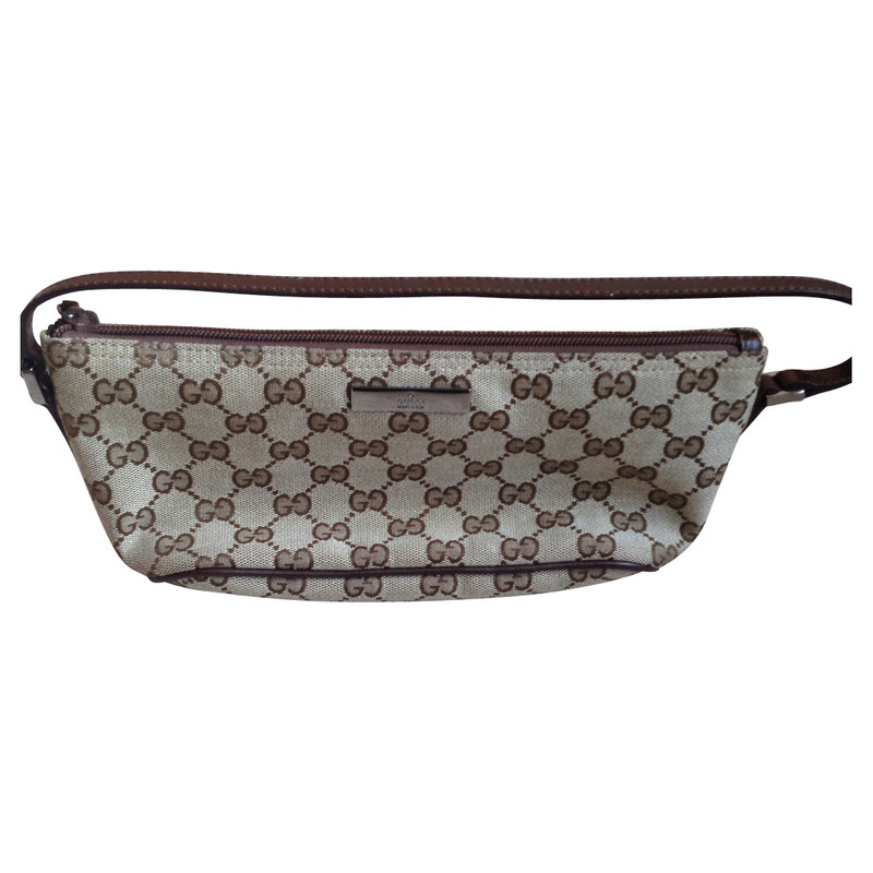 Gucci Evening bag with Guccissima pattern